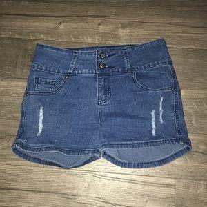 Ephi,women's jean shorts.size 7.